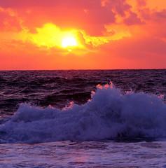 Sunset, de Viorica G
