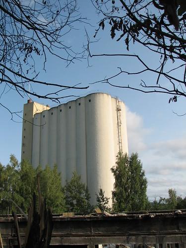 Industrial Building, Kuopio