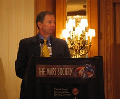 Mike Griffin at MSC 2006