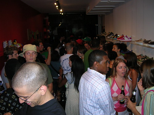 puma party @ classic kicks
