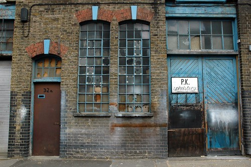 Dalston warehouse