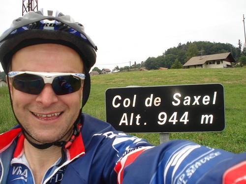 Col de Saxel