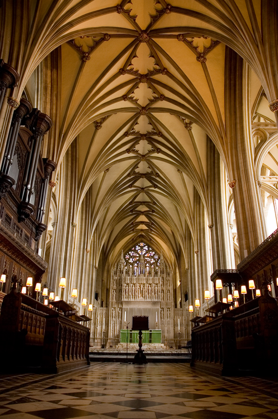 Bristol Cathedral :: Click for previous photo
