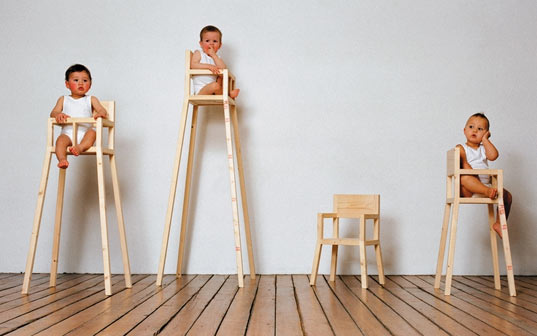 sustainable design, dutch green design, droog design, dutch design, Maartje Steenkamp, High Chair