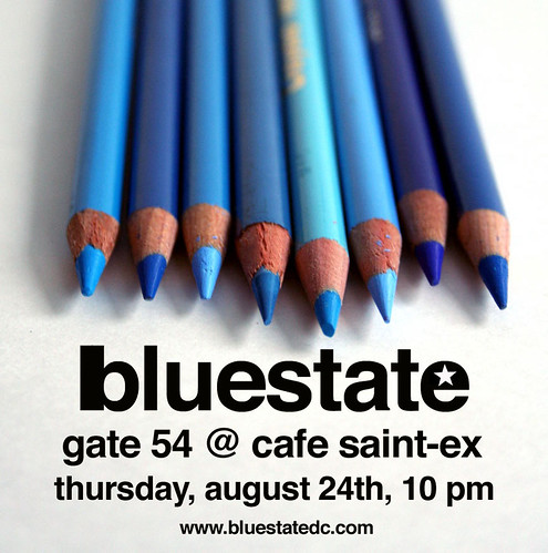 bluestate - see you on august 24