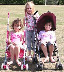 Kate, Freya, Hannah 16.08.06