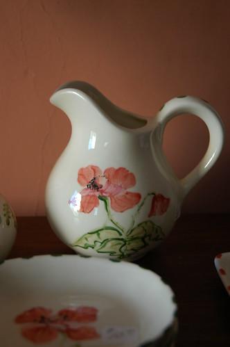 Poppy jug. Or Poppy's Jug? Heh heh heh.