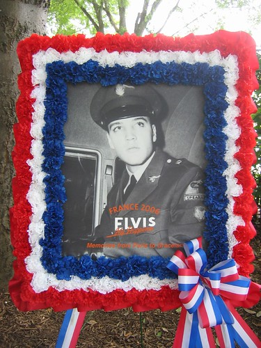 tribute to elvis from france