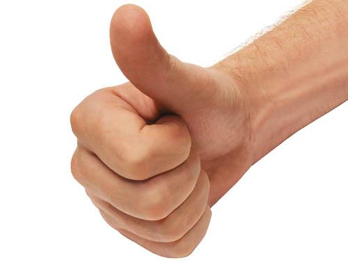 Big Thumbs Up