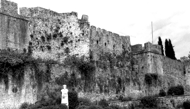 Castle at Arta