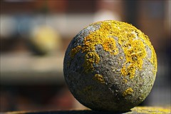 Stone ball photo by éric