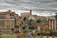 Roman Forum photo by AlberBarrera