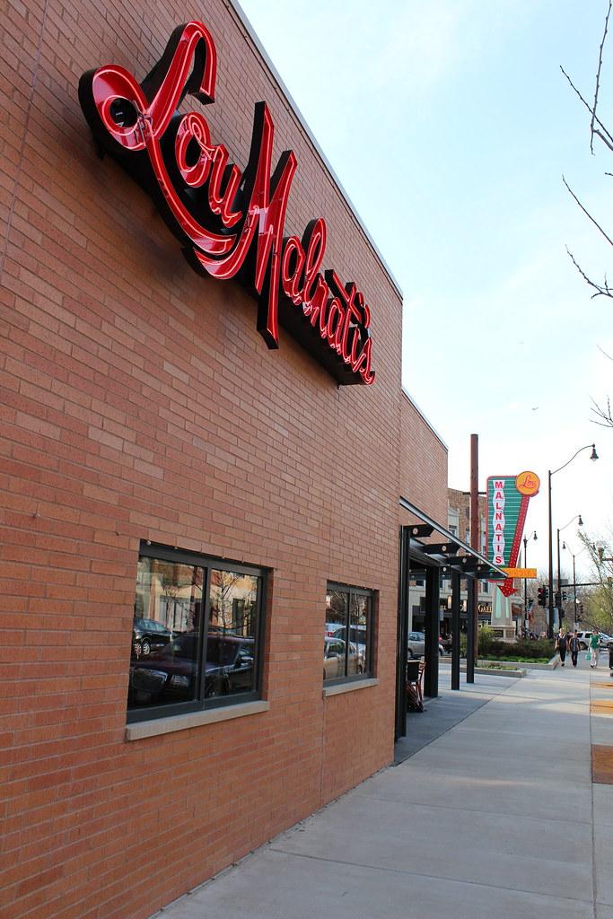 Pizza In Lincoln Square North Center Chicago Lou Malnati S