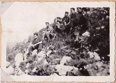 Printemps 1945- BM 21 à Tourrette-Les Moulins - Col. P. Ruiz
