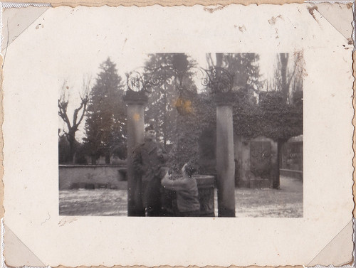 Hiver 1945 - Alsace - BM 21 à Osthouse  - Col. P. Ruiz
