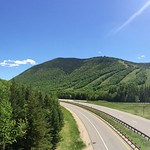 5/31/16 Great day for a cruise through the Notch!