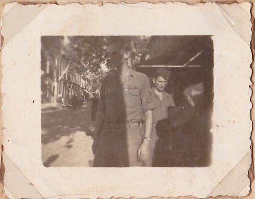 Automne 1944 -BM 21 à  Remoulins- - Col. P. Ruiz