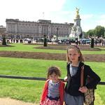 Outside Buckingham Palace<br/>16 May 2015