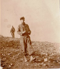 1945 - Col de Raus- Jean Bernhardt  - Col. P. Ruiz