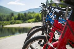 Bikes are ready