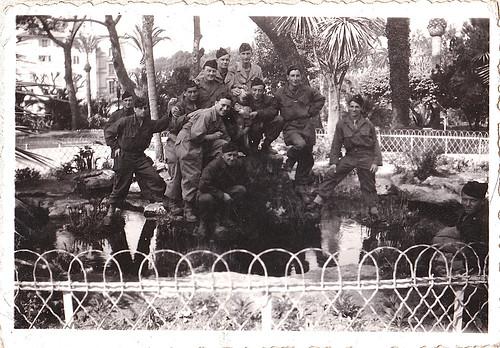 Printemps 1945- BM 21 à  Cannes  - Col. P. Ruiz