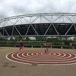 Fun at the Olympic park<br/>21 May 2016