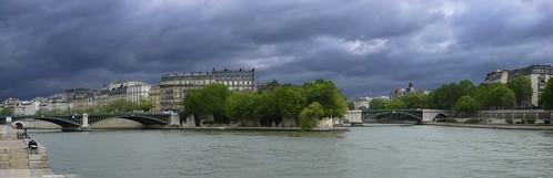 Overcast Paris