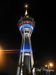 Alor Setar Tower at night