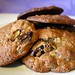 Honey Date and Cranberry Oatmeal Cookie