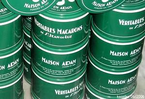 Macarons Adam