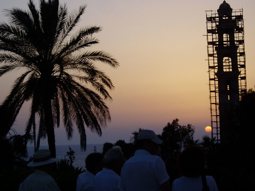 Sunset @ Jaffa