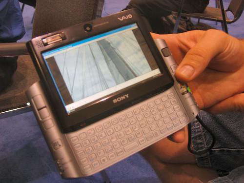 The Sony Vaio UX50