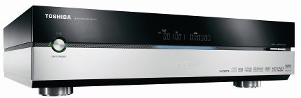 HD-XA1 HD DVD player