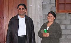 Mr. & Mrs. Quiroz