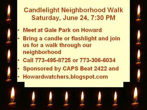June NeighborhoodWalk