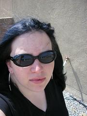 Vampire in sunlight