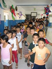 kids at Casa Hogar