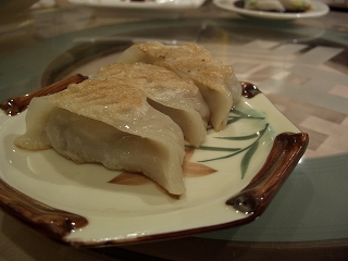 20060411 好彩海鮮酒家 餃子