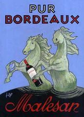 Bordeaux - Château Malesan