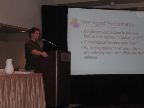 Phil Birnbaum wonders why Steve Treder used his Powerpoint template