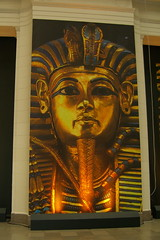 King Tut Sign