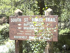 South St. Vrain Trail