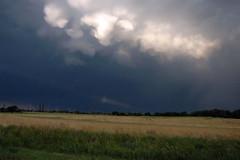 storm clouds brewin