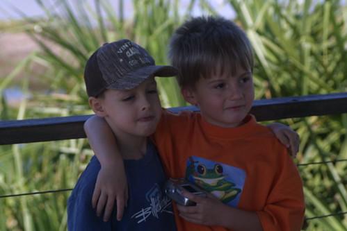 Jasper and Max