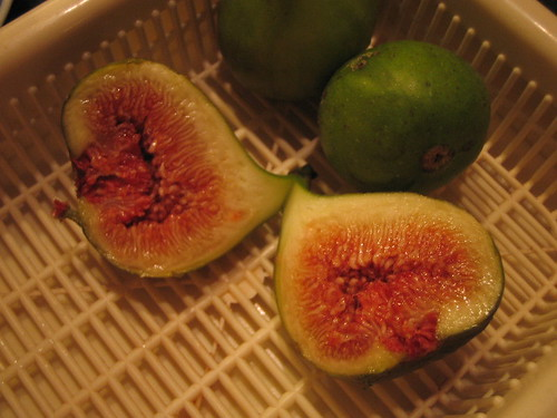 figs from the backyard