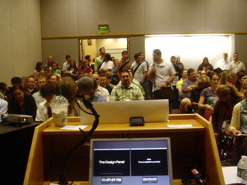 View from the Podium