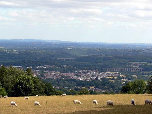 Chirk North Wales