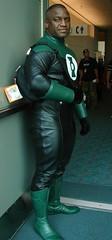 Black Green Lantern