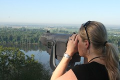 Melissa Monitors the Mississippi