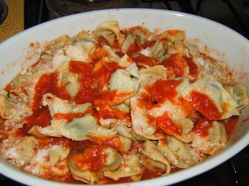 Tortelloni ricotta e spinaci 3